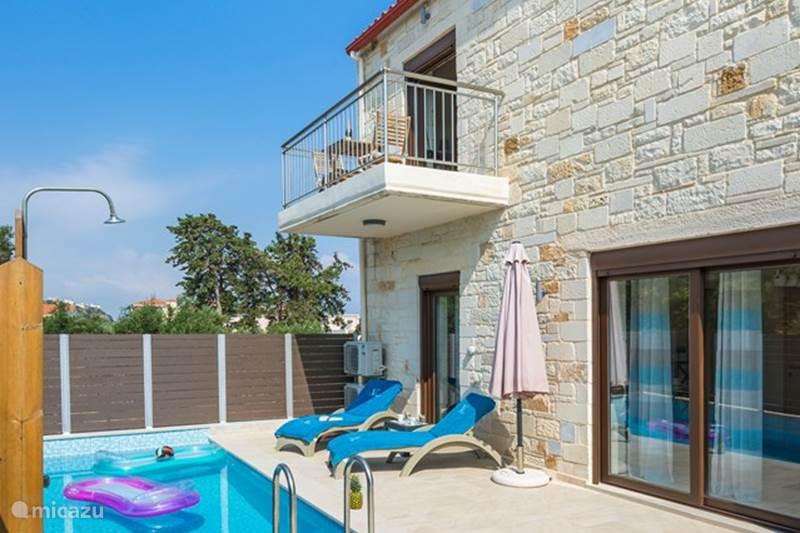 Vakantiehuis Griekenland, Kreta, Agia Marina Villa Villa Rebecca