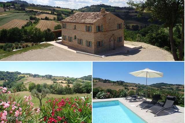 Ferienwohnung Italien – villa Casa Belmonte