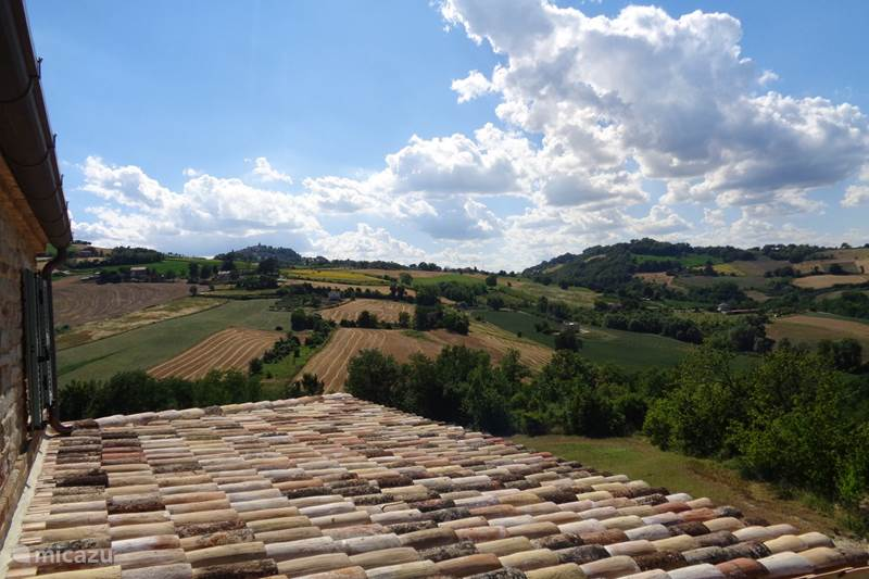 Vakantiehuis Italië, Marche, Monte Rinaldo Villa Casa Belmonte
