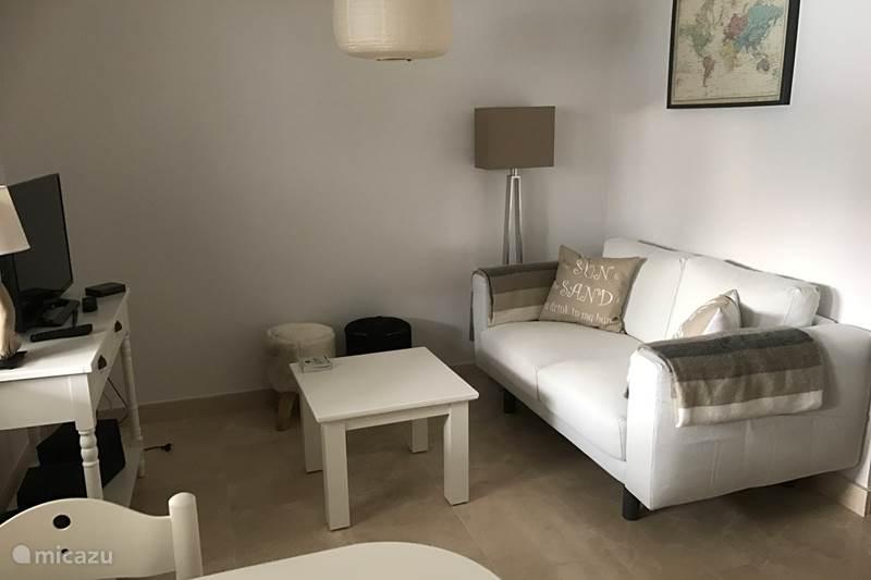 Vakantiehuis Spanje, Costa del Sol, Marbella Appartement Casa Holandaluzas App Sevilla a zee