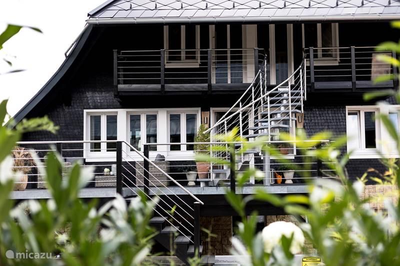 Vakantiehuis Duitsland, Zwarte Woud, Todtmoos Appartement Bibi's Chalet