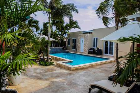 Vacation rental Aruba, Oranjestad, Oranjestad - apartment Luxurious Garden Apartment