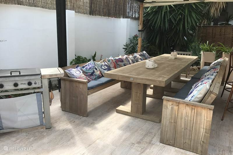 Vakantiehuis Spanje, Costa del Sol, Marbella Appartement Casa Holandaluzas App Granada a zee
