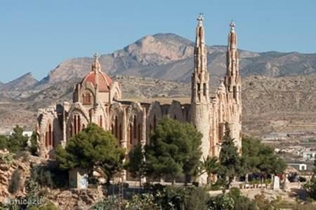 Novelda - Heiligdom Maria Magdalena