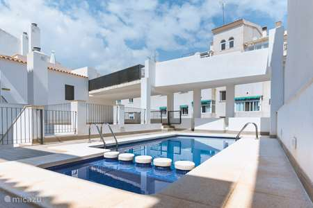 Vakantiehuis Spanje, Costa Blanca, Albir - appartement Casa Salamandra