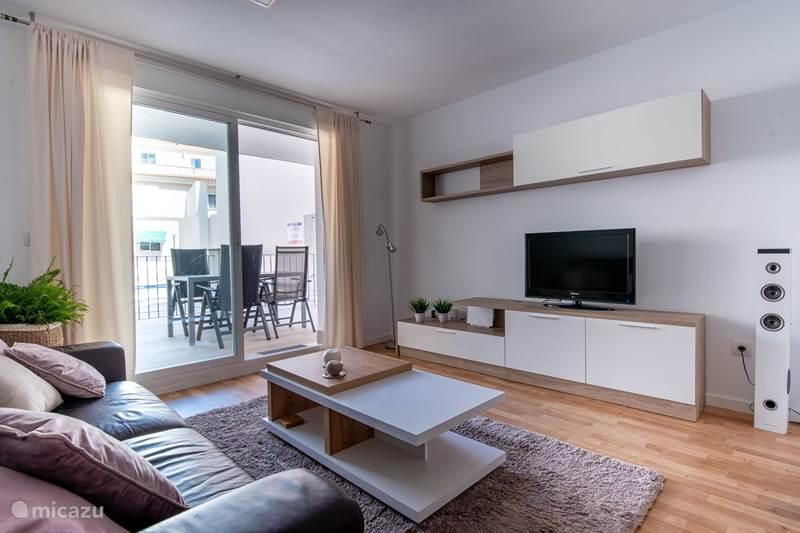 Vakantiehuis Spanje, Costa Blanca, Altea Appartement Casa Salamandra
