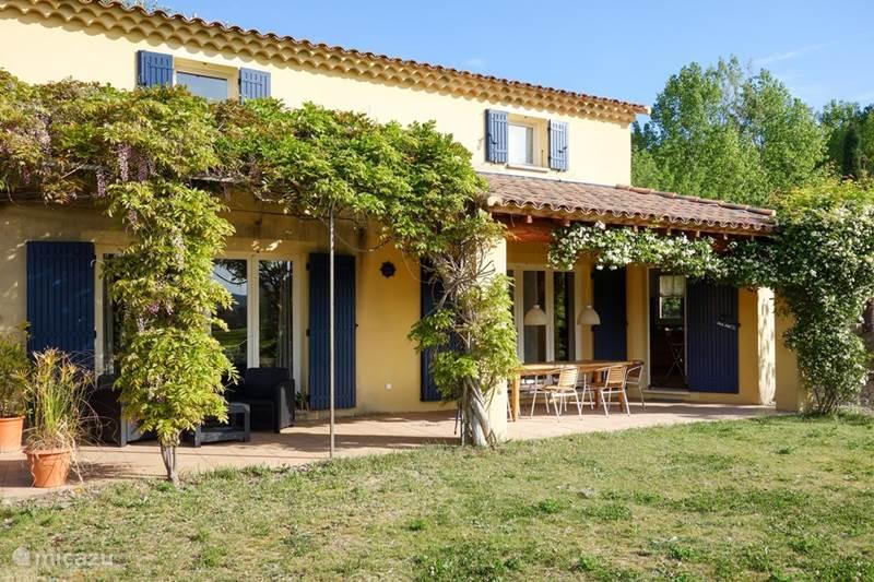 Vakantiehuis Frankrijk, Drôme, Mirabel-aux-Baronnies Vakantiehuis La Source, fraai huis voor 1-6 pers.