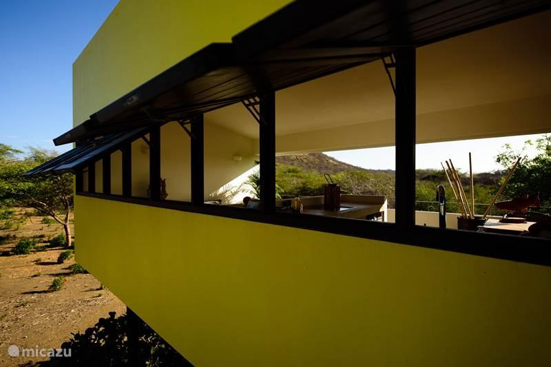 Vacation rental Curaçao, Curacao-Middle, Boca St. Michiel Villa Villa Seagrape with swimming pool