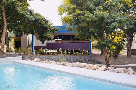 Vakantiehuis Curaçao, Curacao-Midden, Boca St. Michiel villa VillaFlamingo zwembadjaccuzi SPECIAL