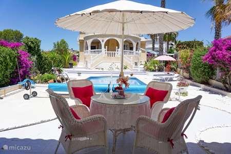Vakantiehuis Spanje, Costa Blanca, Guardamar del Segura - villa Princevilla