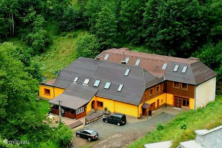 Vacation rental Czech Republic, Giant Mountains, Bernartice holiday house Nas Dum