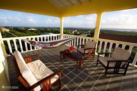 Vakantiehuis Bonaire – studio Prachtige design studio, ocean view