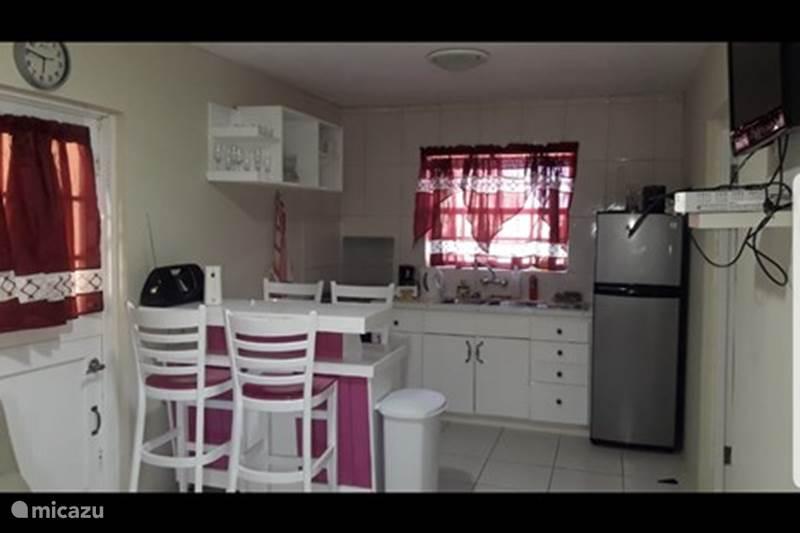 Vakantiehuis Curaçao, Banda Ariba (oost), Montan'i Rei Appartement Casa Kukunuku
