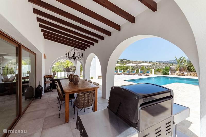Vakantiehuis Spanje, Costa Blanca, Benissa Finca Finca Jabalí