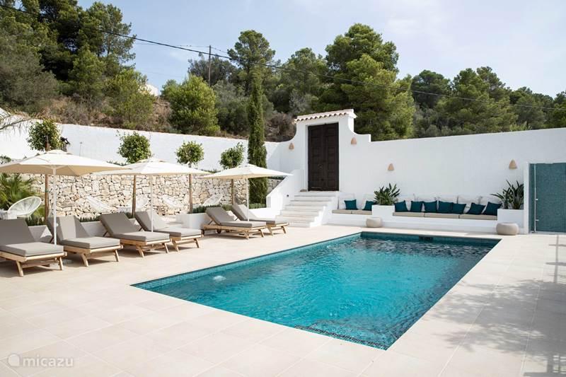 Vakantiehuis Spanje, Costa Blanca, Benissa Appartement Casa Atónito
