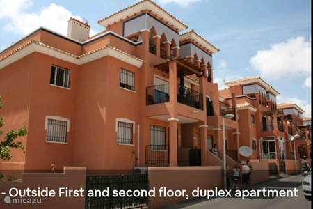 Vakantiehuis Spanje, Costa Blanca, Orihuela Costa appartement Casa Mandarina ***** Prive Solarium