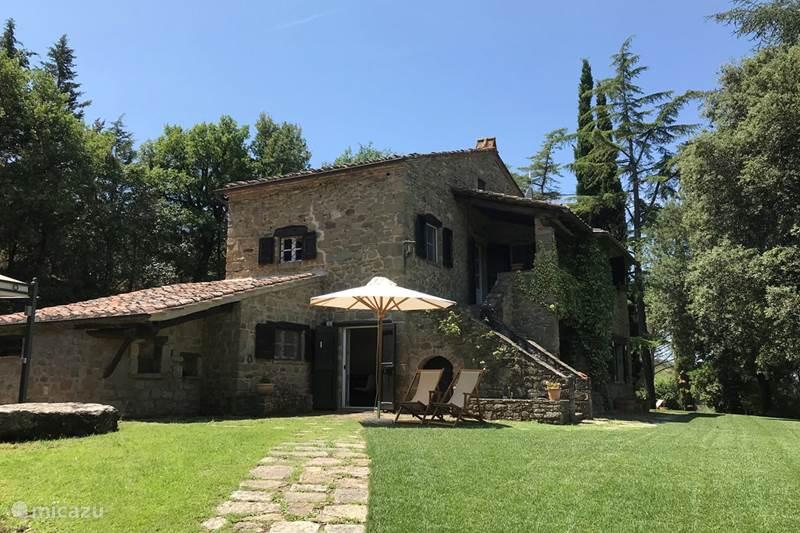 Vakantiehuis Italië, Toscane, Cortona Villa Casa delle Fragole