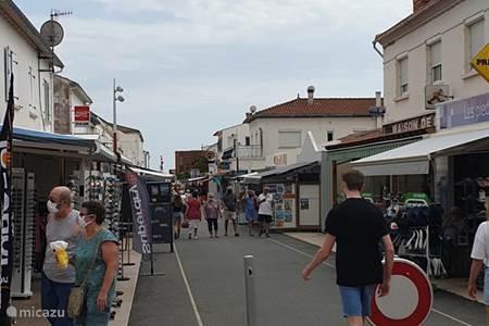 Winkelen in La Tranche sur mer 1