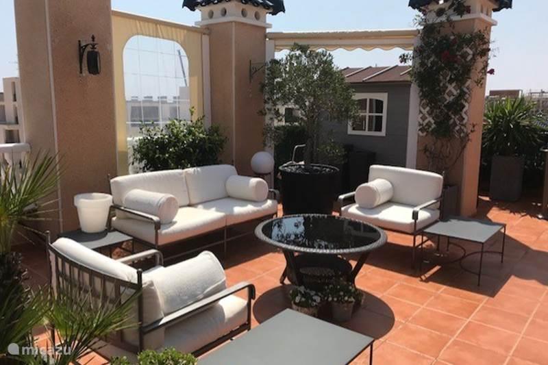 Vakantiehuis Spanje, Costa Blanca, Orihuela Penthouse Casa J&J