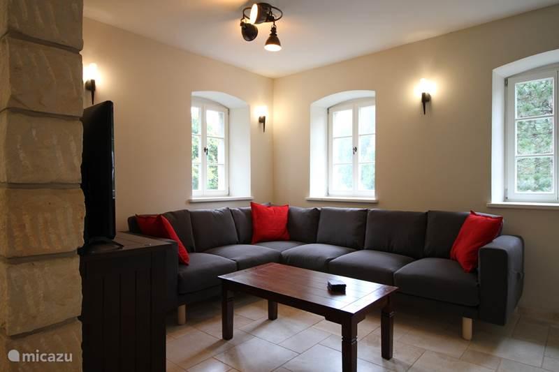 Vakantiehuis Duitsland, Saksen, Rosenthal-Bielatal Appartement Felsenkeller Bielatal Johanniswacht