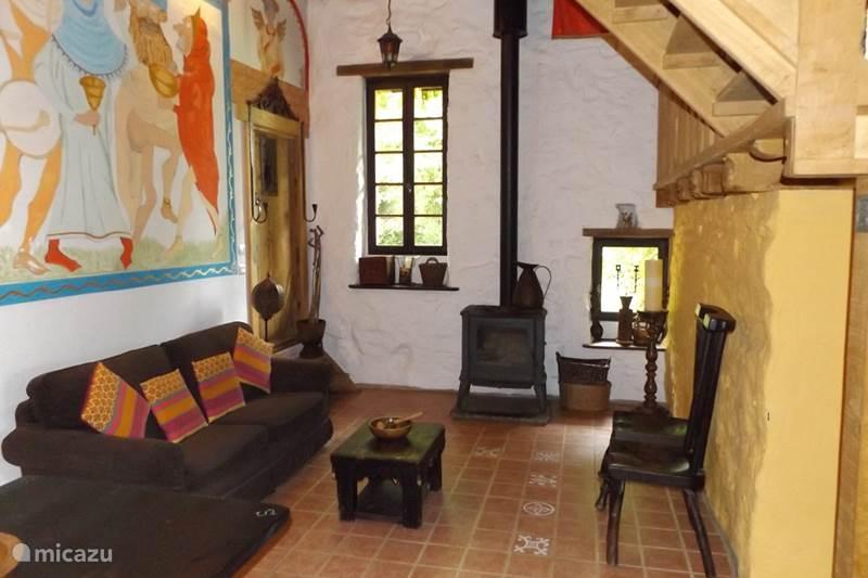 Vakantiehuis Frankrijk, Haute-Vienne, Château-Chervix Vakantiehuis Les Chambaudies charmante