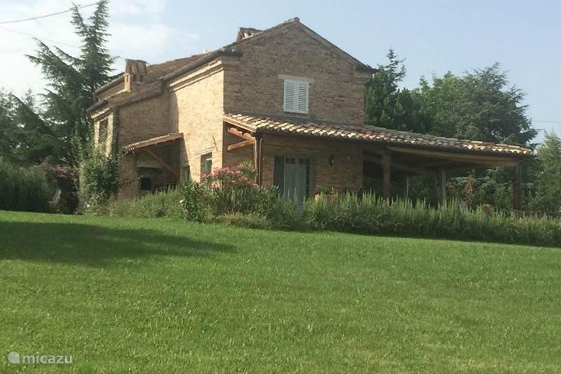 Vakantiehuis Italië, Marche, Montegiorgio Vakantiehuis Casa Tosca