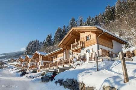 Ferienwohnung Österreich, Salzburgerland, Wald Im Pinzgau chalet Chalet Waldblick