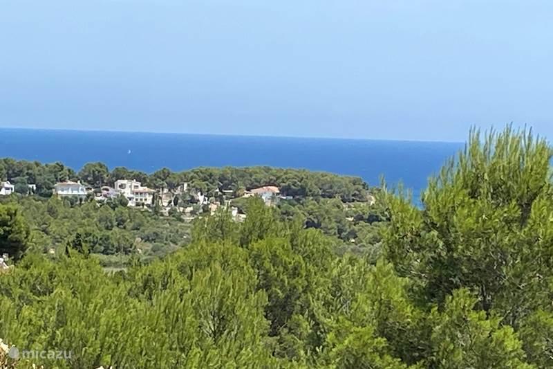 Vakantiehuis Spanje, Costa Blanca, Benissa Villa Villa Pesol