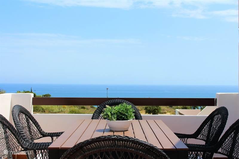 Vakantiehuis Spanje, Costa del Sol, Benajarafe Geschakelde woning Casa Amatista