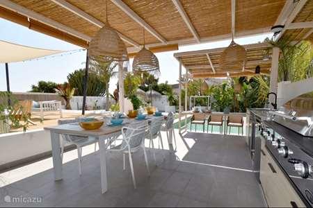 Vacation rental Spain, Costa Blanca, Calpe villa Casa Carlos Calpe