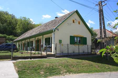 Vakantiehuis Hongarije, Tolna – vakantiehuis Dozsa Utca
