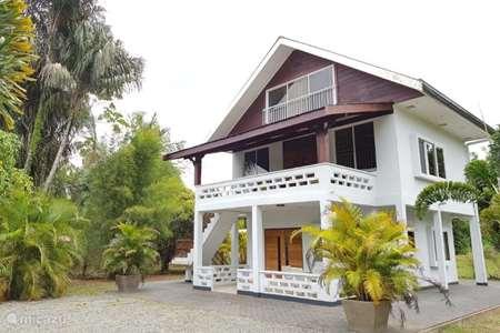 Vakantiehuis Suriname, Saramacca, Saramacca villa Villa Groningen