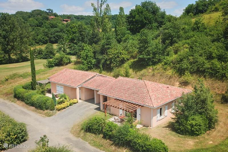Vacation rental France, Gers, Masseube Villa Villa Porthos - Golf de Gascogne