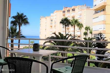 Vakantiehuis Spanje, Costa del Sol, Torrox-Costa - appartement Casa Amaya II