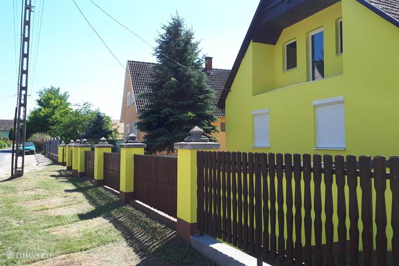 Vakantiehuis Hongarije, Balatonmeer, Szölösgyörök Vakantiehuis Huis Frits