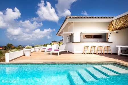 Vacation rental Curaçao, Banda Abou (West), Sint Willibrordus holiday house Kas Karibu