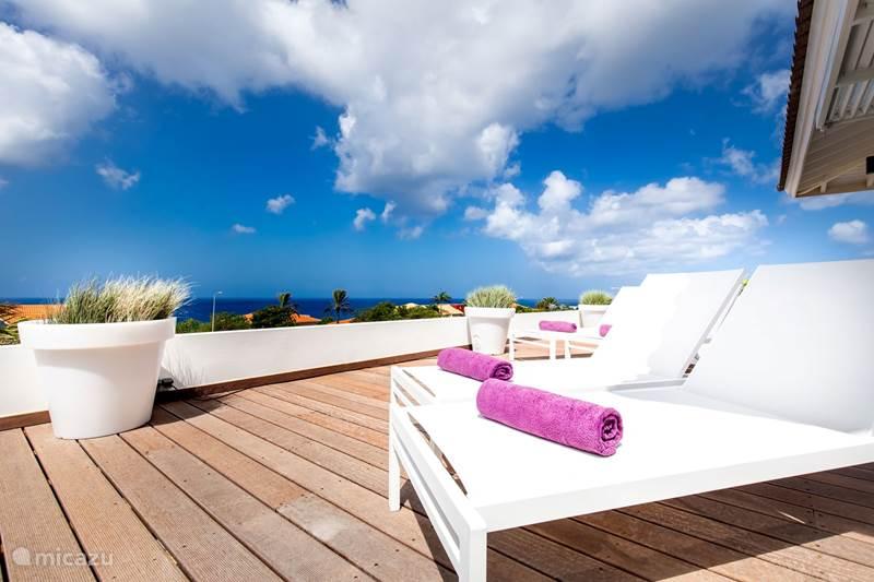 Ferienwohnung Curaçao, Banda Abou (West), Sint Willibrordus Ferienhaus Kas Karibu