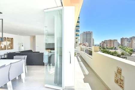 Vakantiehuis Spanje, Costa Blanca, Calpe appartement El Saladar