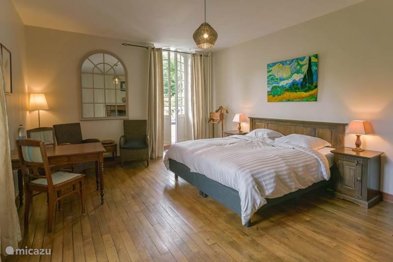 Vakantiehuis Frankrijk, Lot, Souillac Bed & Breakfast Le Prieuré superior room