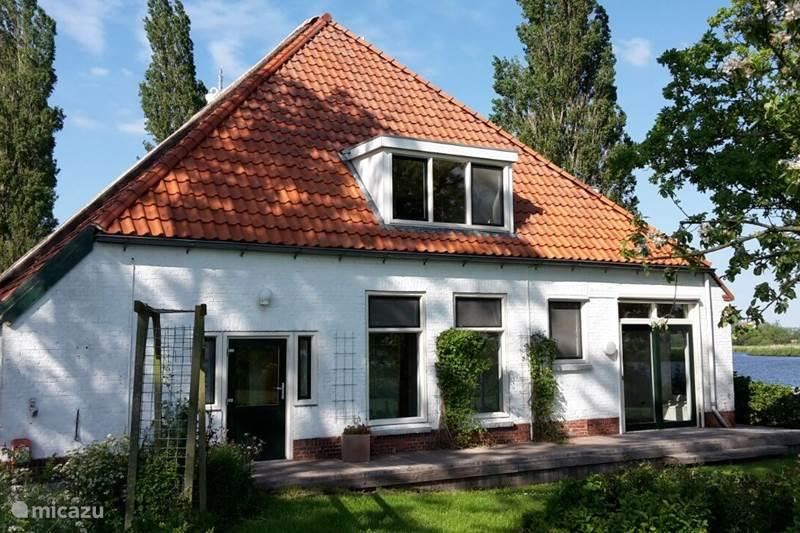 Vakantiehuis Nederland, Friesland, Warten Vakantiehuis Vrijzicht