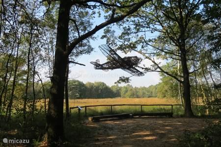 Holtingerveld and hunebeds at Havelte