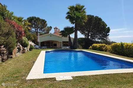 Vacation rental Spain, Costa Brava, Calonge holiday house Villa La Liebre