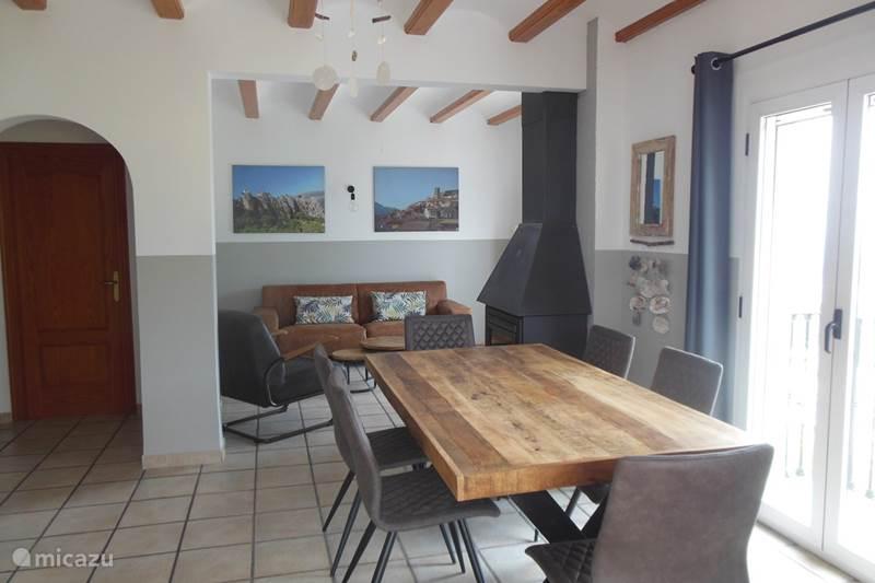 Vakantiehuis Spanje, Costa Blanca, Adsubia Villa Casa 68 Montañas y el mar