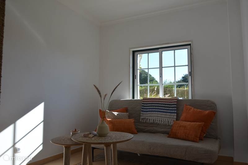 Vakantiehuis Portugal, Algarve, Carvoeiro Stadswoning Casa Crisdi, gelegen op toplocatie