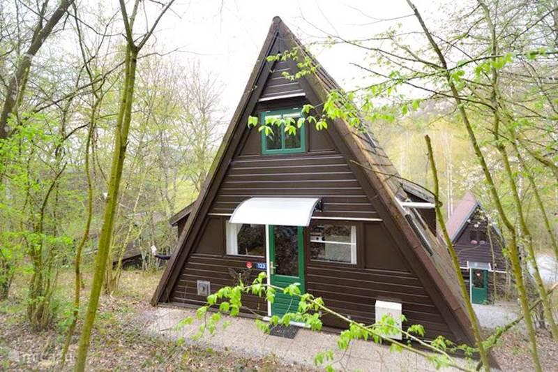 Ferienwohnung Belgien, Ardennen, Durbuy Chalet Charmantes Chalet Durbuy 123