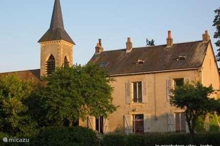 Vakantiehuis Frankrijk, Nièvre, Vitry-Laché vakantiehuis Le Presbytere