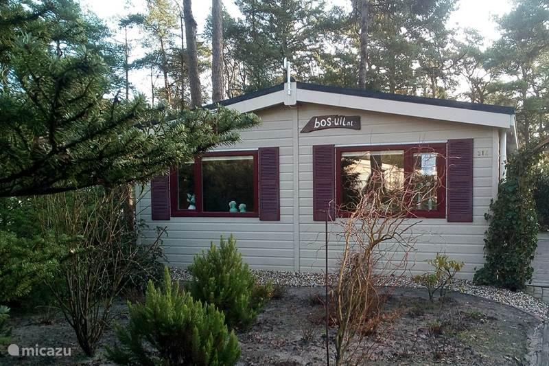 Vakantiehuis Nederland, Drenthe, Diever Chalet Chalet de Bosuil