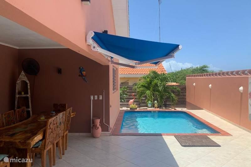Vacation rental Curaçao, Banda Abou (West), Cas Abou Holiday house Villa Iguana
