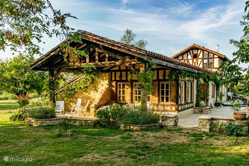 Vakantiehuis Frankrijk, Gers, Vic-Fezensac  Villa Au Piquet