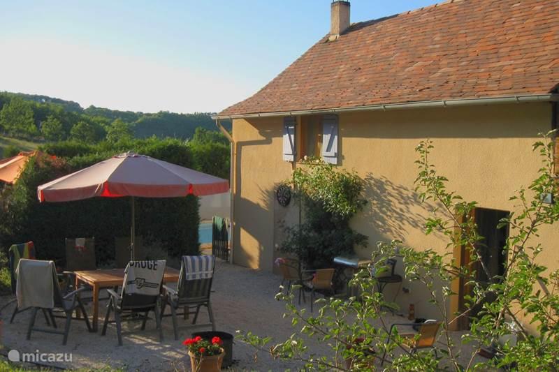 Vakantiehuis Frankrijk, Lot, Frayssinet Gîte / Cottage Les Combes - 4 personen